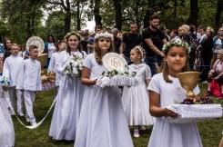 Uroczystości zaśnięcia NMP - Kalwaria Zebrzydowska - 16 sierpnia 2019 r. - fot. Andrzej Famielec - Kalwaria 24 IMGP3407