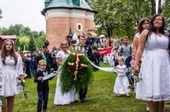 Uroczystości zaśnięcia NMP - Kalwaria Zebrzydowska - 16 sierpnia 2019 r. - fot. Andrzej Famielec - Kalwaria 24 IMGP3436