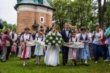 Uroczystości zaśnięcia NMP - Kalwaria Zebrzydowska - 16 sierpnia 2019 r. - fot. Andrzej Famielec - Kalwaria 24 IMGP3450