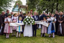 Uroczystości zaśnięcia NMP - Kalwaria Zebrzydowska - 16 sierpnia 2019 r. - fot. Andrzej Famielec - Kalwaria 24 IMGP3455