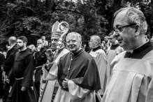 Uroczystości zaśnięcia NMP - Kalwaria Zebrzydowska - 16 sierpnia 2019 r. - fot. Andrzej Famielec - Kalwaria 24 IMGP3458