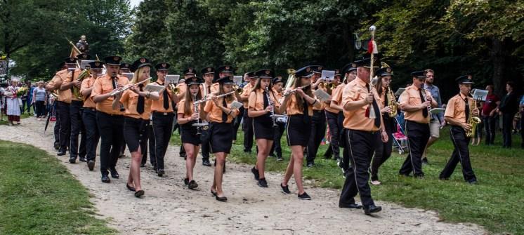 Uroczystości zaśnięcia NMP - Kalwaria Zebrzydowska - 16 sierpnia 2019 r. - fot. Andrzej Famielec - Kalwaria 24 IMGP3529