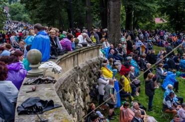 Uroczystości zaśnięcia NMP - Kalwaria Zebrzydowska - 16 sierpnia 2019 r. - fot. Andrzej Famielec - Kalwaria 24 IMGP3605