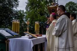 Uroczystości zaśnięcia NMP - Kalwaria Zebrzydowska - 16 sierpnia 2019 r. - fot. Andrzej Famielec - Kalwaria 24 IMGP3648