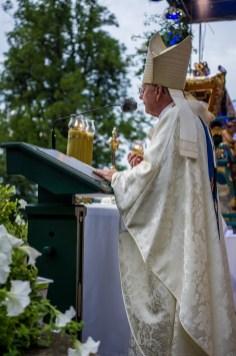 Uroczystości zaśnięcia NMP - Kalwaria Zebrzydowska - 16 sierpnia 2019 r. - fot. Andrzej Famielec - Kalwaria 24 IMGP3657