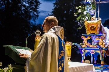 Uroczystości zaśnięcia NMP - Kalwaria Zebrzydowska - 16 sierpnia 2019 r. - fot. Andrzej Famielec - Kalwaria 24 IMGP3708