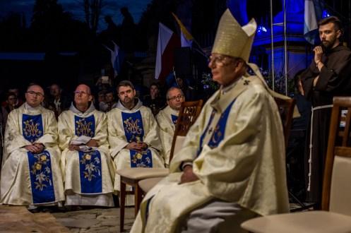 Uroczystości zaśnięcia NMP - Kalwaria Zebrzydowska - 16 sierpnia 2019 r. - fot. Andrzej Famielec - Kalwaria 24 IMGP3714
