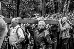 Pielgrzymka Rodzin Archidiecezji Krakowskiej do Sanktuarium Kalwaryjskiego - 8 września 2019 r. - fot. Andrzej Famielec - Kalwaria 24 IMGP5975