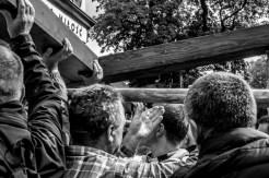 Pielgrzymka Rodzin Archidiecezji Krakowskiej do Sanktuarium Kalwaryjskiego - 8 września 2019 r. - fot. Andrzej Famielec - Kalwaria 24 IMGP5986