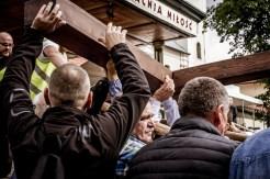 Pielgrzymka Rodzin Archidiecezji Krakowskiej do Sanktuarium Kalwaryjskiego - 8 września 2019 r. - fot. Andrzej Famielec - Kalwaria 24 IMGP5988