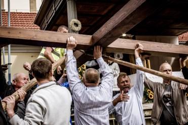 Pielgrzymka Rodzin Archidiecezji Krakowskiej do Sanktuarium Kalwaryjskiego - 8 września 2019 r. - fot. Andrzej Famielec - Kalwaria 24 IMGP5993