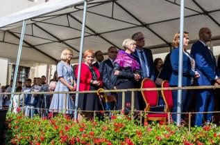 Pielgrzymka Rodzin Archidiecezji Krakowskiej do Sanktuarium Kalwaryjskiego - 8 września 2019 r. - fot. Andrzej Famielec - Kalwaria 24 IMGP6082