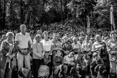 Pielgrzymka Rodzin Archidiecezji Krakowskiej do Sanktuarium Kalwaryjskiego - 8 września 2019 r. - fot. Andrzej Famielec - Kalwaria 24 IMGP6108