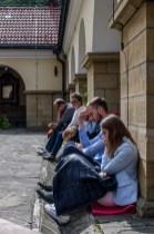 Pielgrzymka Rodzin Archidiecezji Krakowskiej do Sanktuarium Kalwaryjskiego - 8 września 2019 r. - fot. Andrzej Famielec - Kalwaria 24 IMGP6239