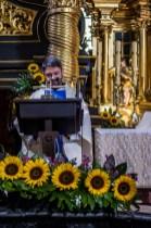 XIV Ogólnopolska Pielgrzymka Rzemiosła i Przedsiębiorczości do Sanktuarium Kalwaryjskiego - 7 września 2019 r. - fot. Andrzej Famielec - Kalwaria 24 IMGP5856
