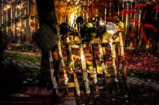 Siedlisko Małgorzaty w Cholewiance pod Kazimierzem Dolnym - wizyta studyjna LGD Gościniec 4 Żywiołów w LGD Zielony Pierścień - fot. Andrzej Famielec | Kalwaria 24