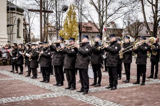 Obchody Święta Niepodległości 11 listopada 2019 r. - fot. Andrzej Famielec - Kalwaria 24 IMGP0018