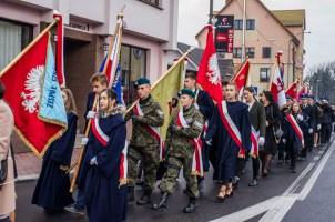 Obchody Święta Niepodległości 11 listopada 2019 r. - fot. Andrzej Famielec - Kalwaria 24 IMGP9838