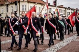 Obchody Święta Niepodległości 11 listopada 2019 r. - fot. Andrzej Famielec - Kalwaria 24 IMGP9851