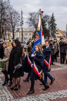 Obchody Święta Niepodległości 11 listopada 2019 r. - fot. Andrzej Famielec - Kalwaria 24 IMGP9865