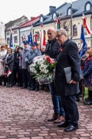 Obchody Święta Niepodległości 11 listopada 2019 r. - fot. Andrzej Famielec - Kalwaria 24 IMGP9952