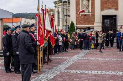 Obchody Święta Niepodległości 11 listopada 2019 r. - fot. Andrzej Famielec - Kalwaria 24 IMGP9981
