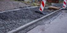 Przebudowa drogi -Szkoła- w Zarzycach Wielkich - fot. Kalwaria 24 IMGP9726