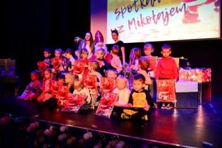 Mikołajki dla przedszkolaków 2019 - fot. CKSiT w Kalwarii Zebrzydowskiej