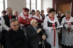 """Zespół Regionalny """"Sami Swoi"""" z Przytkowic - fot. UM w Kalwarii Zebrzydowskiej"""