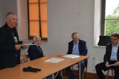 """Promocja książki - """"Historia Kalwarii Zebrzydowskiej w obrazach"""" - fot. Marian Dudoń"""