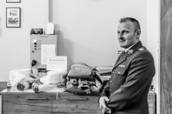 Przekazanie sprzętu OSP Kalwaria Zebrzydowska - 28 lipca 2020 r. - fot. Andrzej Famielec - Kalwaria 24 -02464