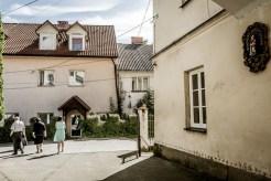 Rekonensans terenowy dotyczący przebiegu i zaawansowania prac związanych ze zbiorem zbóż - 28 lipca 2020 r. - fot. Andrzej Famielec - Kalwaria 24 -02450