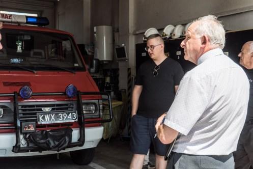 Rekonesans terenowy jednostek OSP - 27 lipca 2020 r. - fot. Andrzej Famielec - Kalwaria 24 -02251