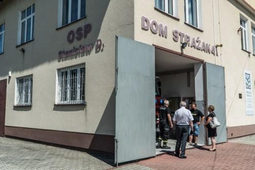 Rekonesans terenowy jednostek OSP - 27 lipca 2020 r. - fot. Andrzej Famielec - Kalwaria 24 -02373