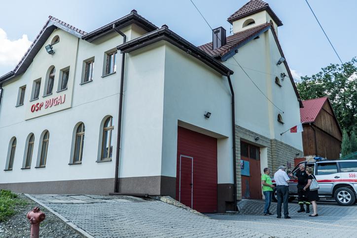 Rekonesans terenowy jednostek OSP - 27 lipca 2020 r. - fot. Andrzej Famielec - Kalwaria 24 -02396