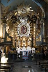Odpust Matki Bożej Anielskiej - 1 sierpnia 2020 r. Sanktuarium Pasyjno Maryjne w Kalwarii Zebrzydowskiej - fot. Andrzej Famielec - Kalwaria 24 -02557