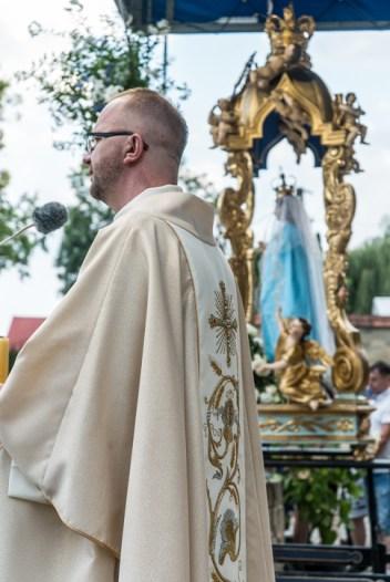 Procesja Wniebowzięcia NMP - 16 sierpnia 2020 r. - fot. Andrzej Famielec - Kalwaria 24-04529