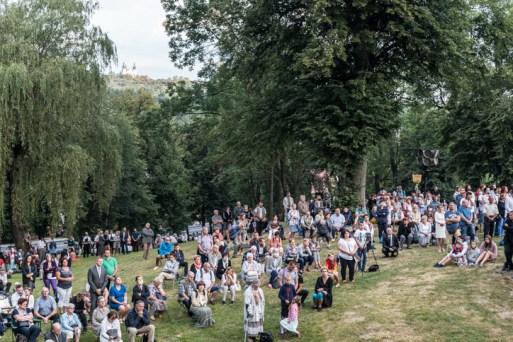 Procesja Wniebowzięcia NMP - 16 sierpnia 2020 r. - fot. Andrzej Famielec - Kalwaria 24-04532