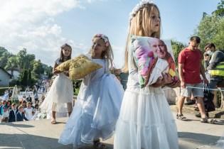 Procesja Wniebowzięcia NMP - 16 sierpnia 2020 r. - fot. Andrzej Famielec - Kalwaria 24-04699