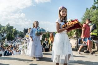 Procesja Wniebowzięcia NMP - 16 sierpnia 2020 r. - fot. Andrzej Famielec - Kalwaria 24-04701