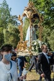 Procesja Wniebowzięcia NMP - 16 sierpnia 2020 r. - fot. Andrzej Famielec - Kalwaria 24-04726