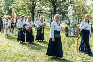 Procesja Wniebowzięcia NMP - 16 sierpnia 2020 r. - fot. Andrzej Famielec - Kalwaria 24-04904