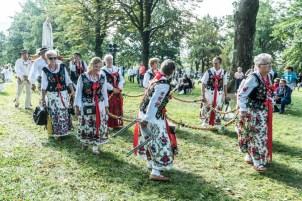 Procesja Wniebowzięcia NMP - 16 sierpnia 2020 r. - fot. Andrzej Famielec - Kalwaria 24-04913