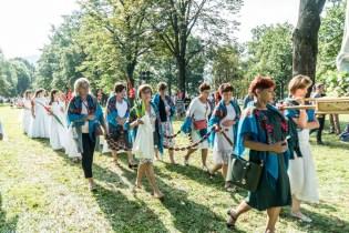 Procesja Wniebowzięcia NMP - 16 sierpnia 2020 r. - fot. Andrzej Famielec - Kalwaria 24-04936