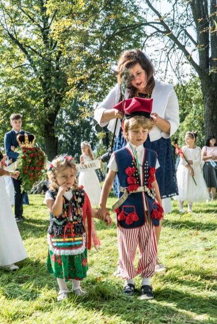 Procesja Wniebowzięcia NMP - 16 sierpnia 2020 r. - fot. Andrzej Famielec - Kalwaria 24-04958
