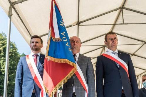 Procesja Wniebowzięcia NMP - 16 sierpnia 2020 r. - fot. Andrzej Famielec - Kalwaria 24-05171