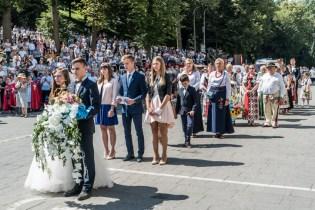 Procesja Wniebowzięcia NMP - 16 sierpnia 2020 r. - fot. Andrzej Famielec - Kalwaria 24-05234