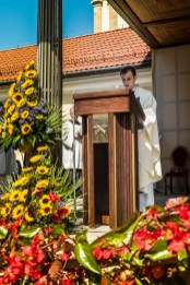 Procesja Wniebowzięcia NMP - 16 sierpnia 2020 r. - fot. Andrzej Famielec - Kalwaria 24-05319