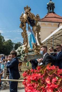 Procesja Wniebowzięcia NMP - 16 sierpnia 2020 r. - fot. Andrzej Famielec - Kalwaria 24-05372