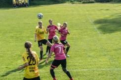 Filkówka Barwałd Średni debiutuje w V lidze kobiet - 13 września 2020 r. - fot. Andrzej Famielec - Kalwaria 24-07246